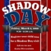 Shadow Day for Prospective Students – March 2nd