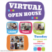 Save the Date!!! Virtual Open House