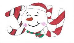 Christmas Drawing-KhloeA