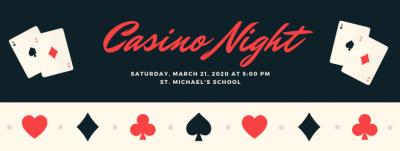 St. Michael's Casino Night